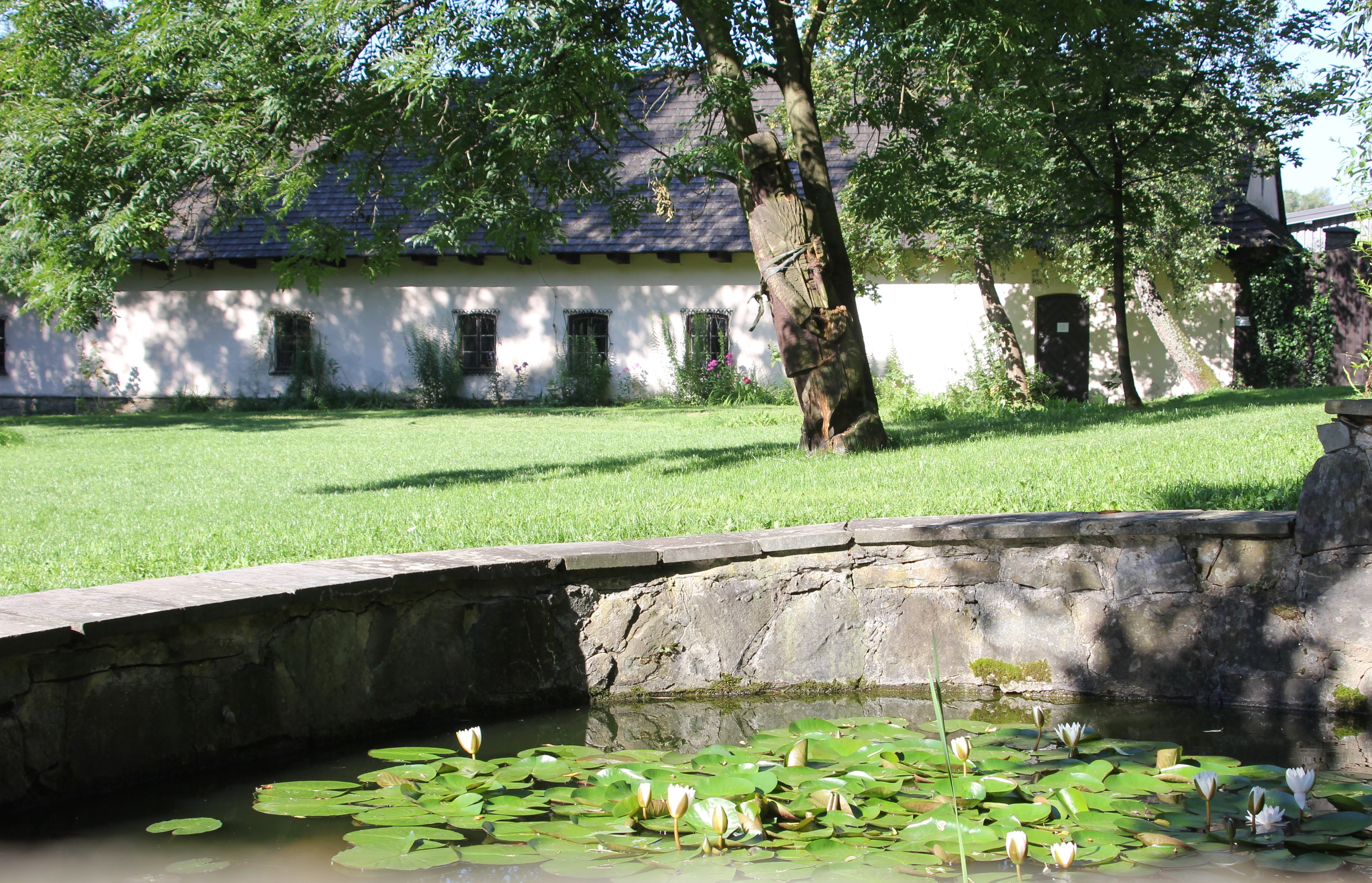 Domek Ogrodnika Dział etnograficzny muzeum